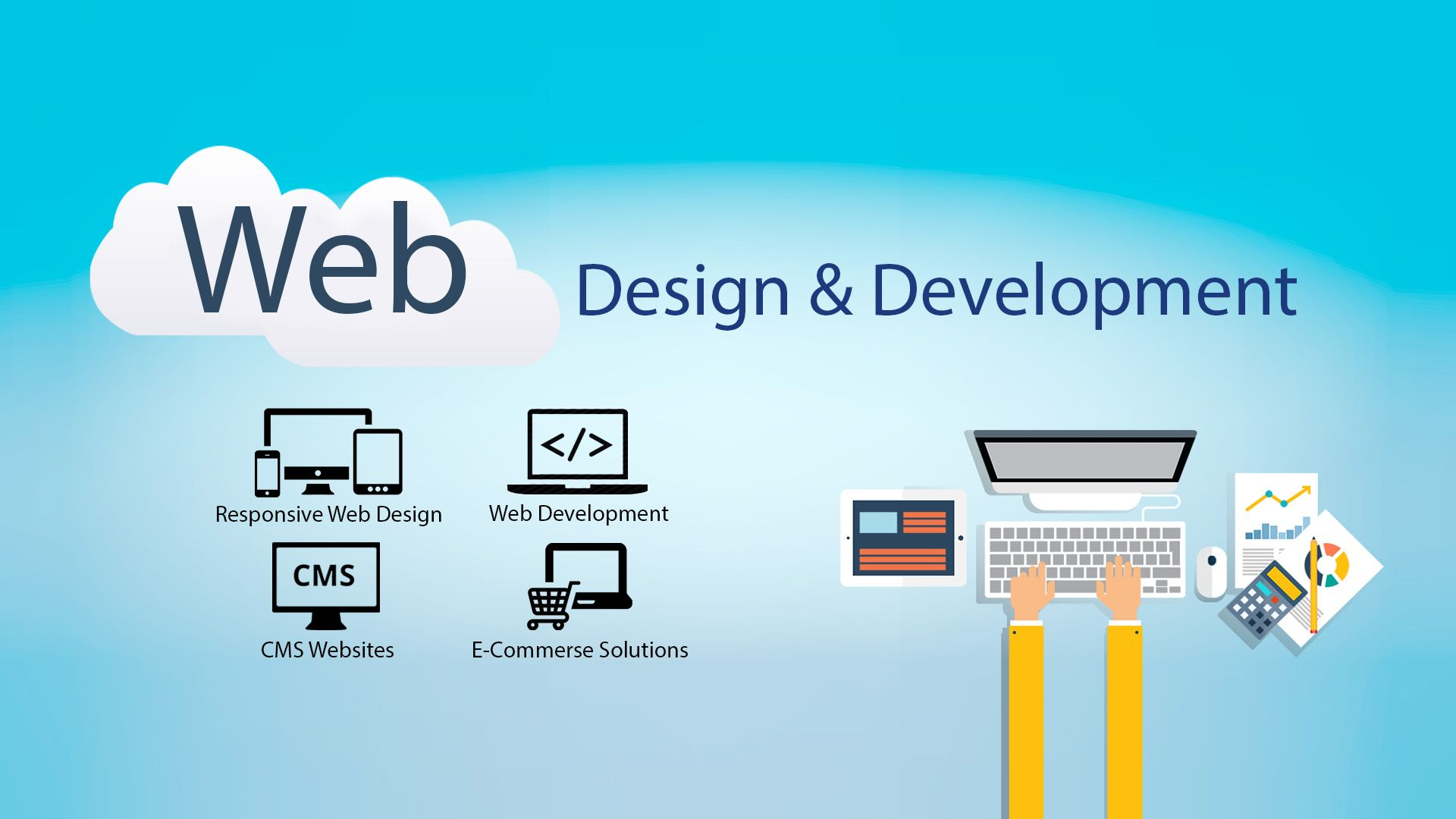 Web Design & Development - Lead It Solution